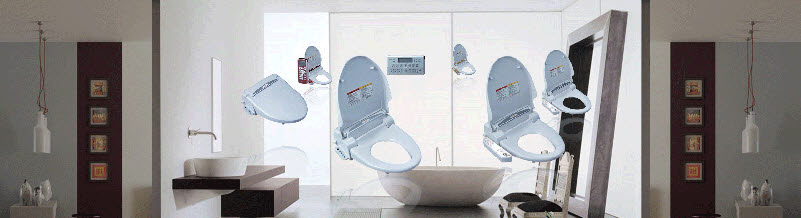 New Q5100 Electric Toilet BIDET Sprayer Warm Seat Washlet Size Round EBay